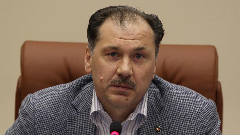 Президент Российской федерации баскетбола подал в отставку