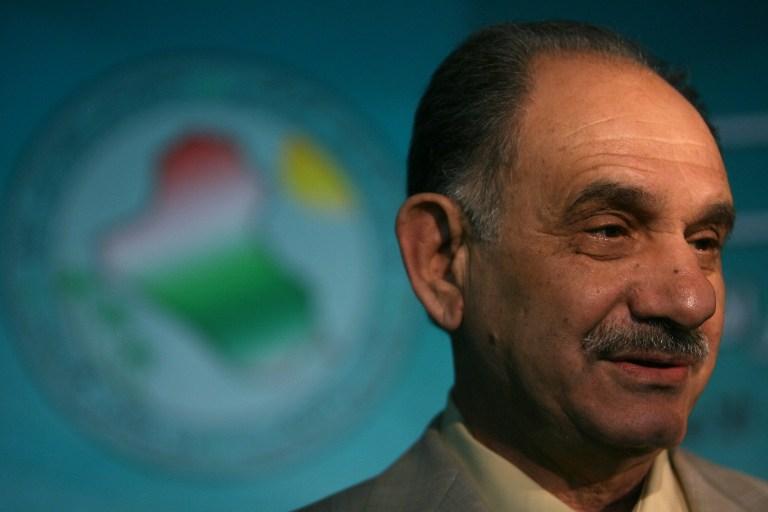 Демонстранты разбили лицо вице-премьеру Ирака
