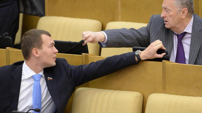 В Госдуме предложили называть Украину Малороссией