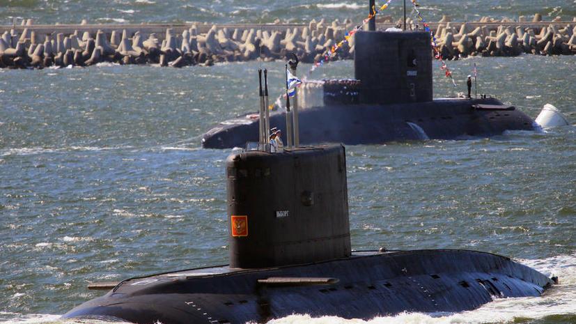 Американское издание назвало российские подлодки, которые пугают ВМС США