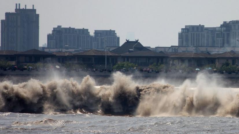 США и Новая Зеландия в годы Второй мировой создали бомбу, вызывающую цунами