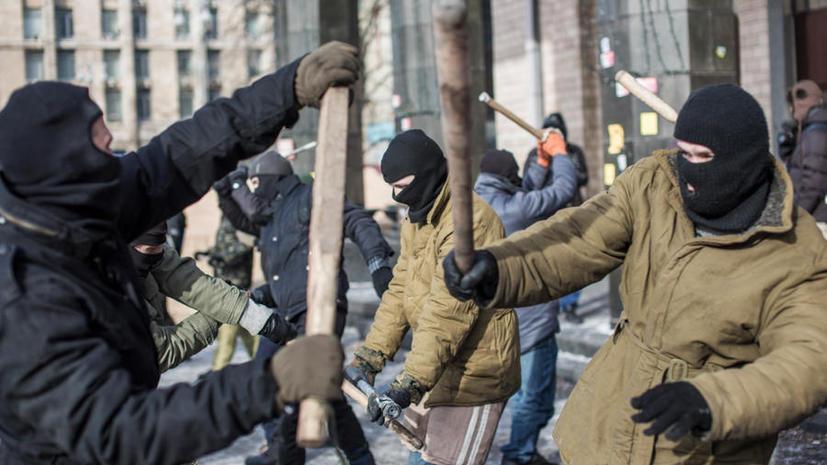«Правый сектор» реорганизуется, чтобы сразиться с бывшими союзниками за власть на Украине