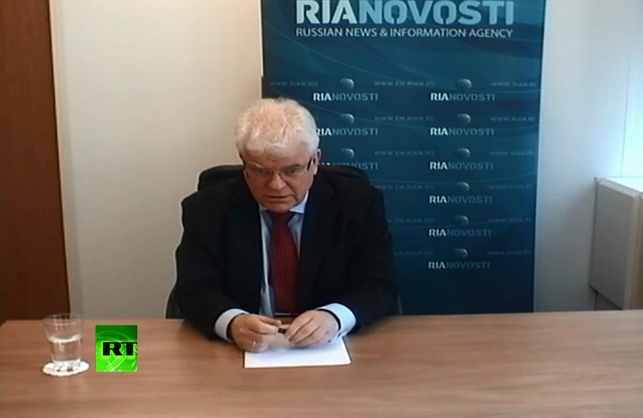 Постпред РФ при ЕС Владимир Чижов: В Евросоюзе все начали понимать, что санкции не работают