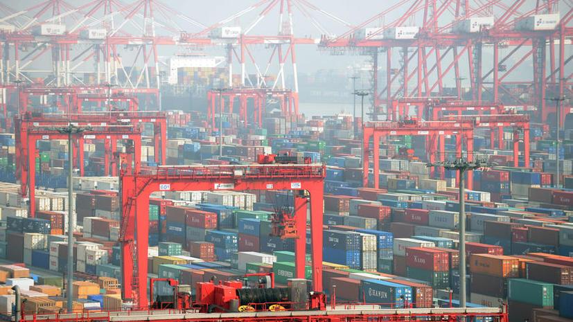 Китай откроет зону свободной торговли в шанхайском порту