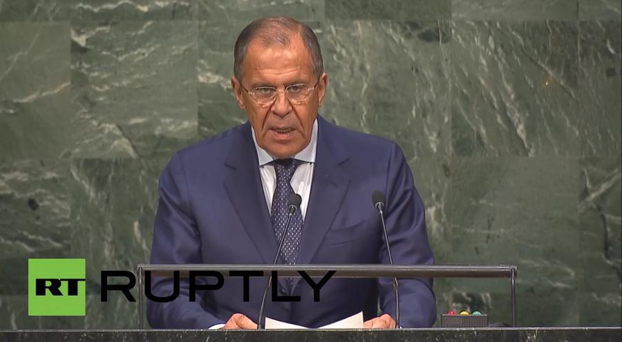 Сергей Лавров: Практика введения односторонних санкций должна быть прекращена
