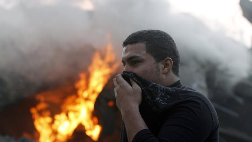 Израиль продолжает интенсивный обстрел Газы