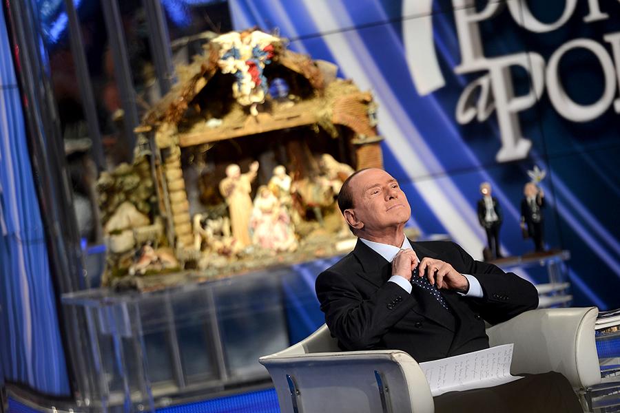 Берлускони пророчит Италии «вылет» из еврозоны