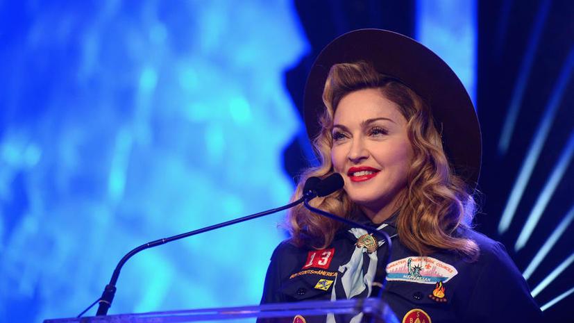 Мадонна: если бы Владимир Путин встретился с Pussy Riot, он захотел бы с ними не только поговорить