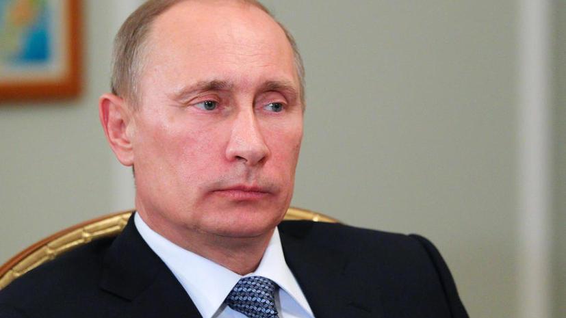 Владимир Путин подписал закон об  ужесточении ответственности за брань в СМИ