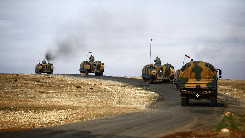 Турция больше не будет отправлять военных в Ирак
