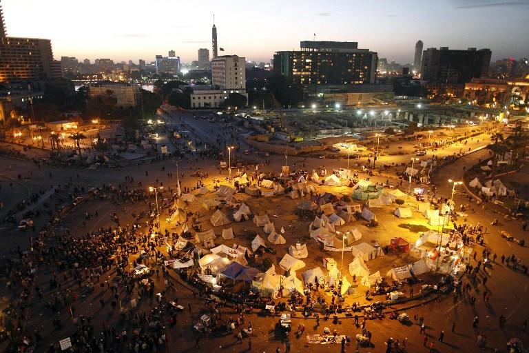 В Каире оппозиционный «марш миллионов» собрал несколько сотен человек