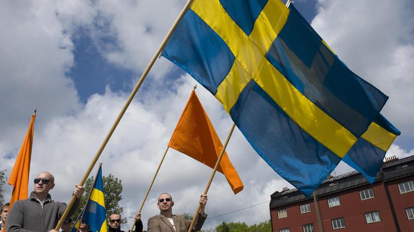 В Швеции компанию, производящую краски, могут оштрафовать за «расистское» название оттенка