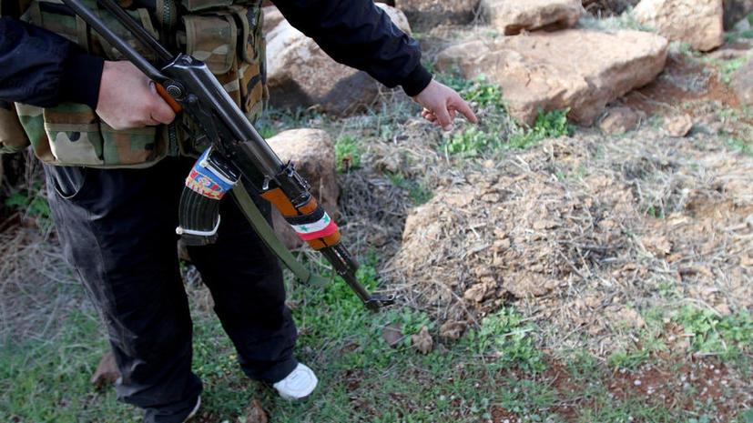 «Аль-Каида» признала связи с сирийскими боевиками