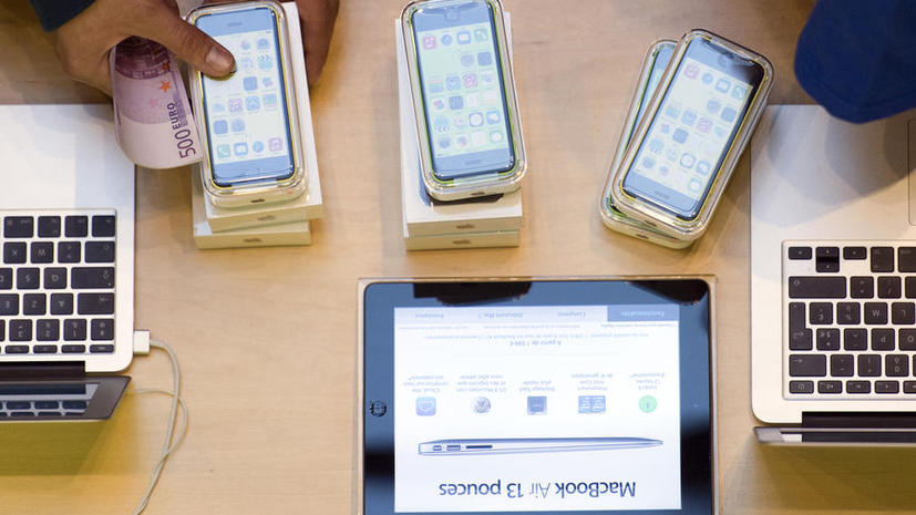 Немецкие хакеры взломали сканер нового iPhone 5S