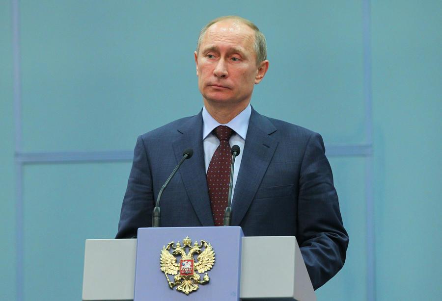 Западные СМИ: уроки английского не прошли для Владимира Путина впустую