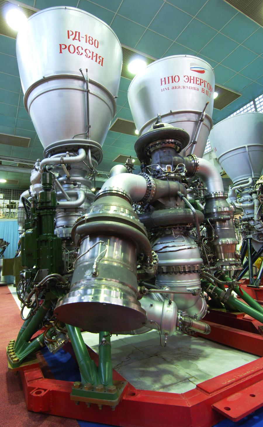 США продолжат закупать российские ракетные двигатели