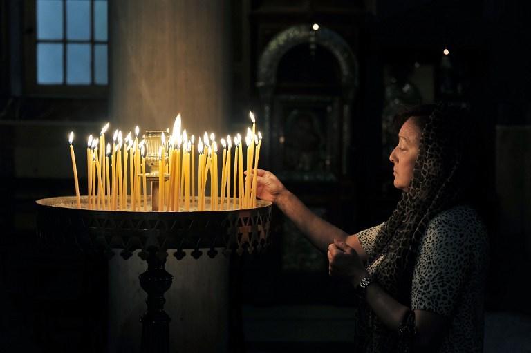 В Москве совершено нападение на православный храм