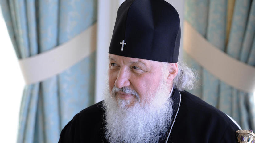 Патриарх Кирилл посоветовал монахам поменьше сидеть в интернете
