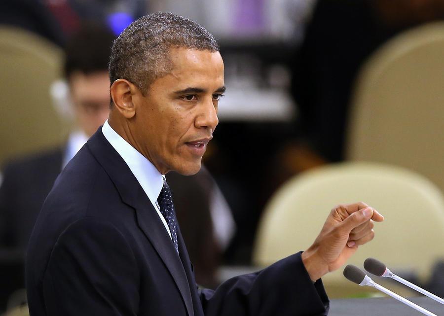 Барак Обама: Я верю, что Америка исключительна