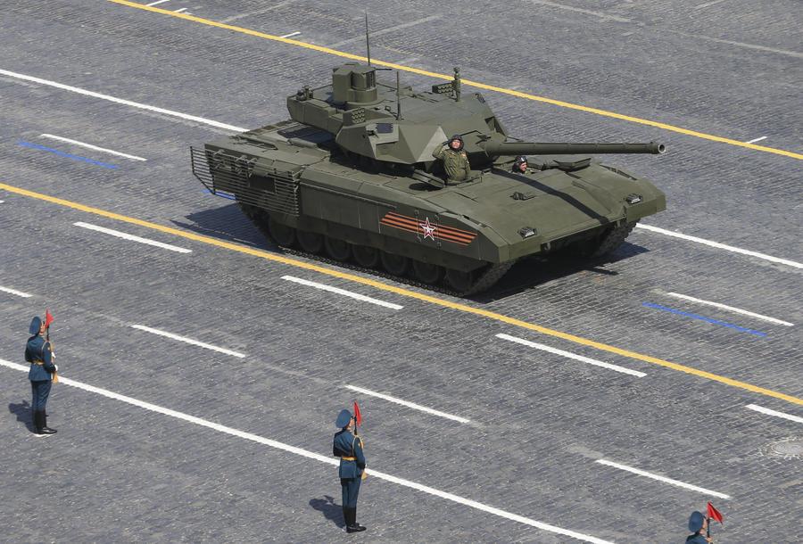 Стало известно место «Арматы» в рейтинге самых дорогих танков мира