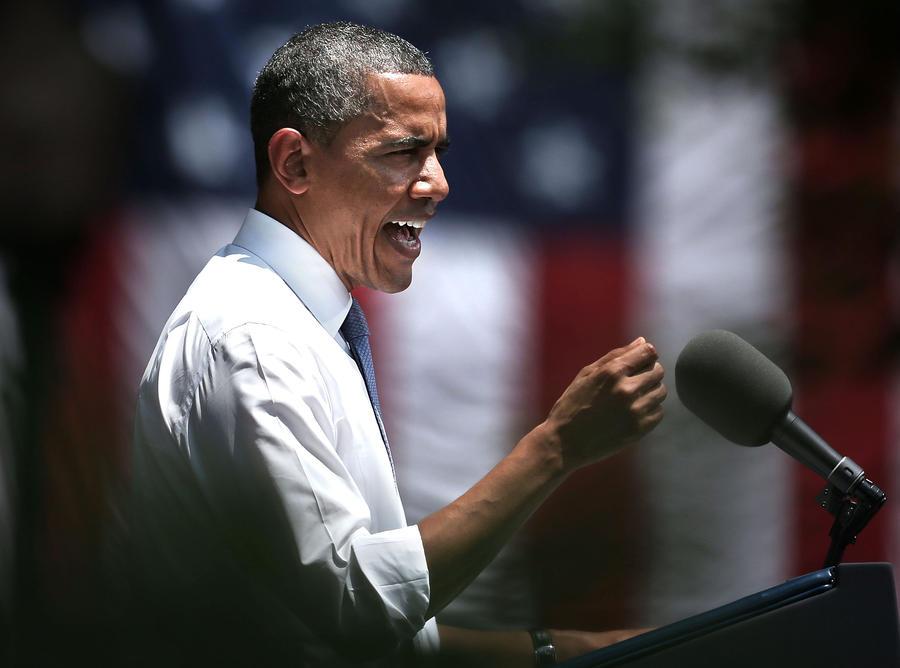Американские экологи: Барак Обама намекнул, что вскоре одобрит «экологический геноцид»