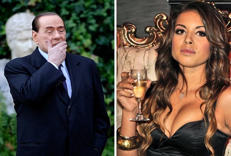 Сильвио Берлускони приговорили к семи годам за связи с несовершеннолетней Руби