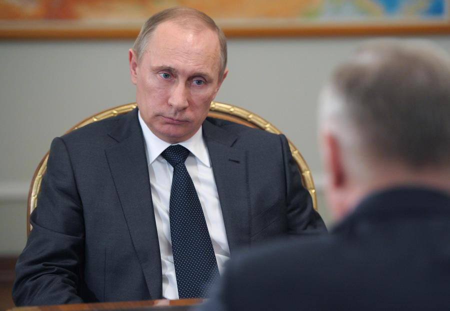 Владимир Путин: Россия оставляет за собой право защитить проживающее в Крыму русскоязычное население