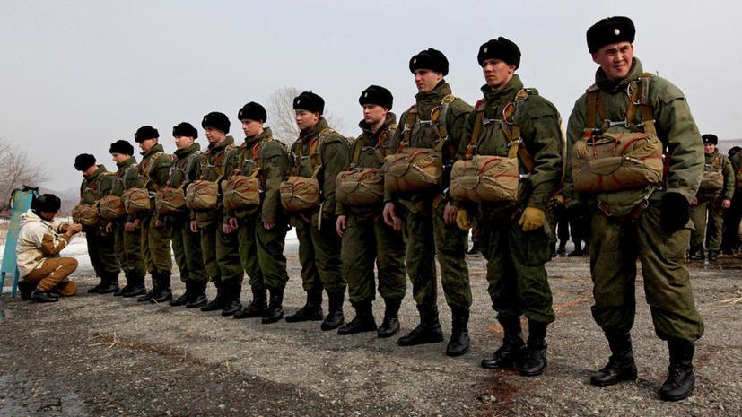 Бывших иностранных граждан, ставших россиянами, обяжут служить в армии