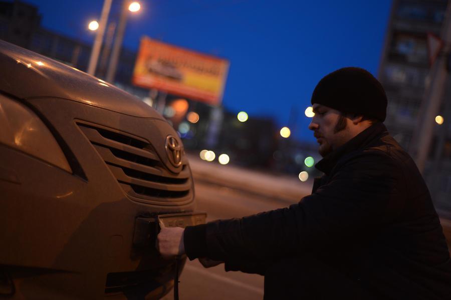 Новые видеокамеры на дорогах смогут распознавать грязные номера