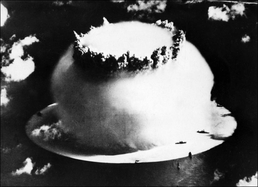 Учёные: Новая геологическая эра наступила на Земле в 1945 году