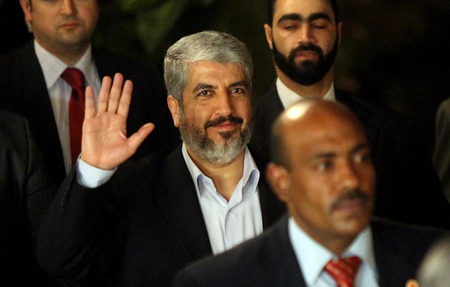 Лидер ХАМАС посетил Газу впервые за 45 лет