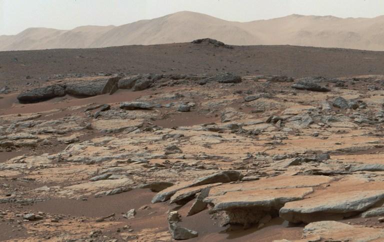 Ученые из США обнаружили вулкан на Марсе, вблизи которого могла быть жизнь