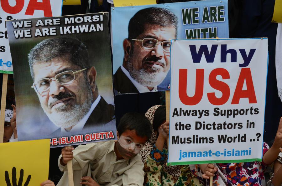 Американский парламентарий выступил против финансовой помощи «недемократичному» Египту