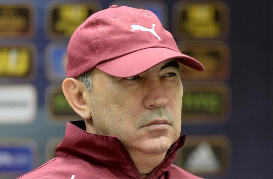 Главный тренер казанского «Рубина» Курбан Бердыев уволен со своего поста
