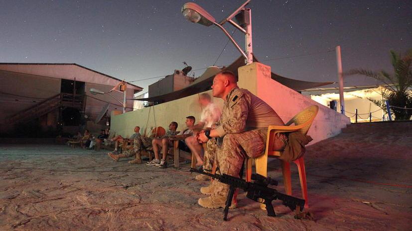 Афганистан приостановил переговоры с США