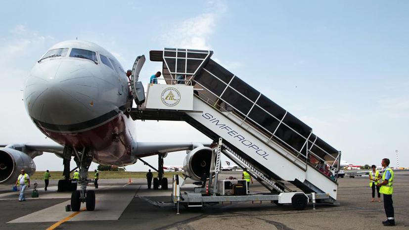 Депутаты предлагают не наказывать граждан за усмирение дебоширов на борту самолёта