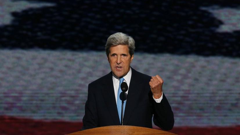 The Washington Post: сенатор Джон Керри может стать новым министром обороны США