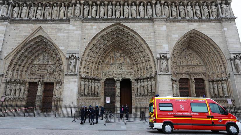 Нотр-Дамский самоубийца оказался ярым противником исламистов и однополых браков