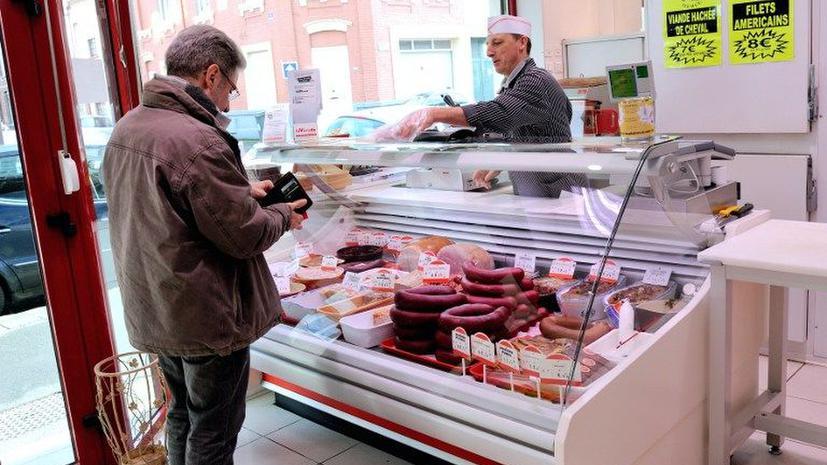 Скандал с кониной заставил британцев сесть на диету