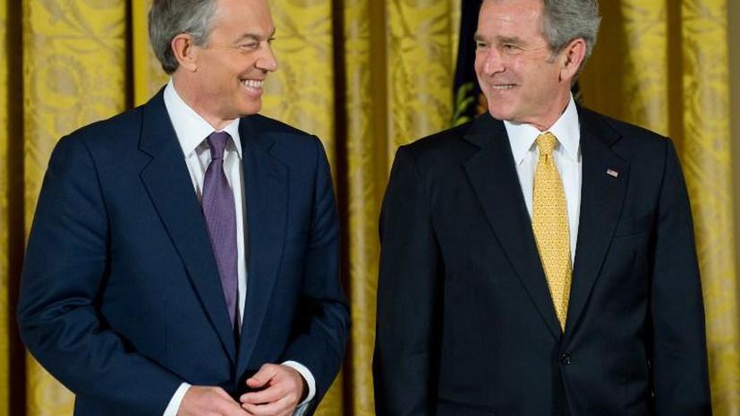 Английский дипломат: ошибка Тони Блэра и просчёты США спровоцировали всплеск насилия в Ираке