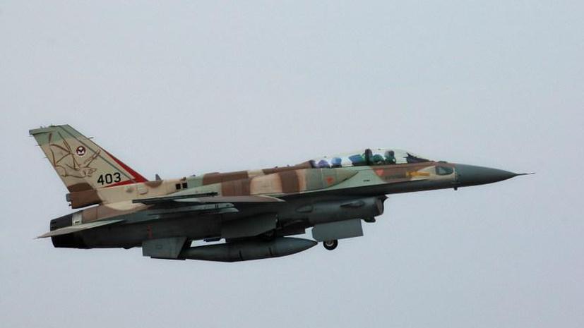 СМИ: авиаудары по складу с российскими ракетами в Сирии нанёс Израиль