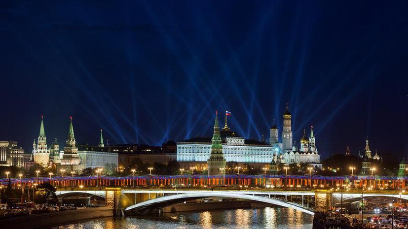 #ЯЛЮБЛЮМОСКВУ: российская столица отмечает свой 868-й День рождения
