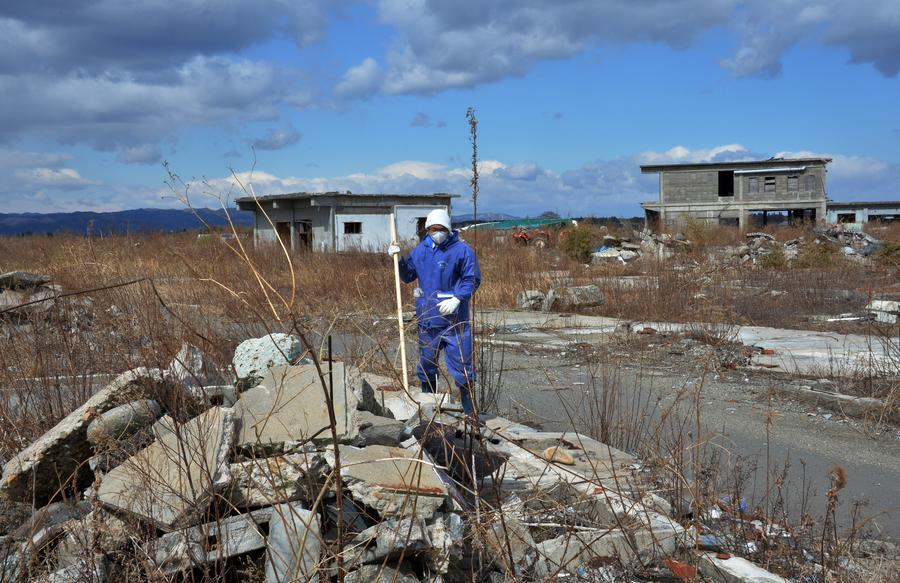 На Фукусиме не хватает хранилищ для 160 тыс. кубометров радиоактивных отходов
