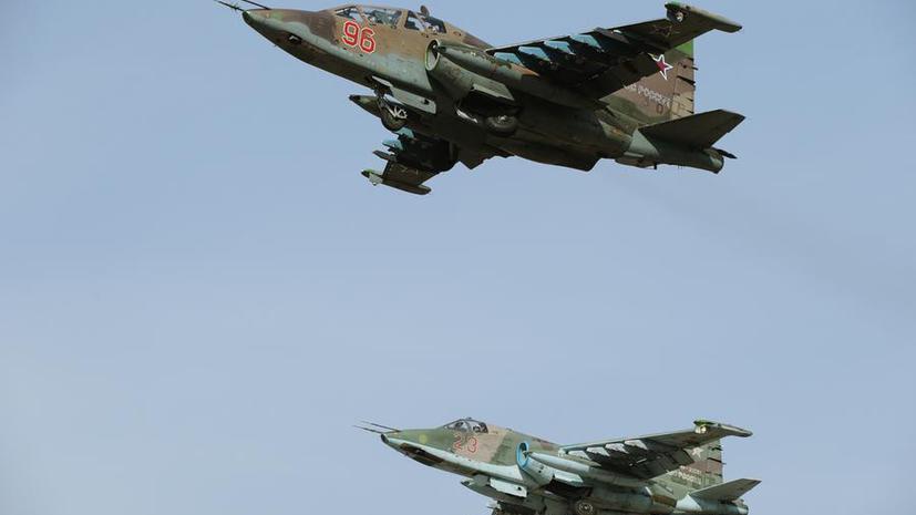 Американские СМИ назвали самый опасный для ИГ самолёт ВВС России