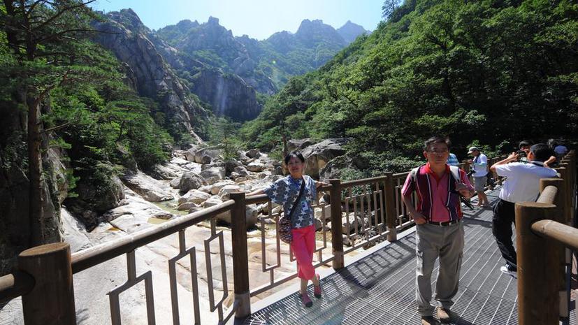 КНДР этой зимой откроет горнолыжный курорт «мирового класса»