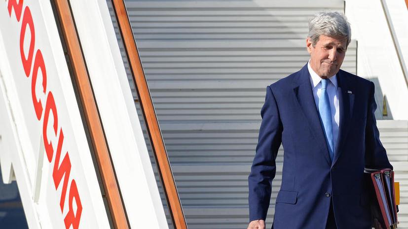 Джон Керри: Если бы не Россия, не было бы ни сделки с Ираном, ни перемирия в Сирии