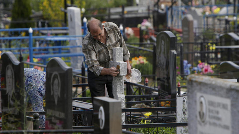 В России будет создан электронный реестр захоронений