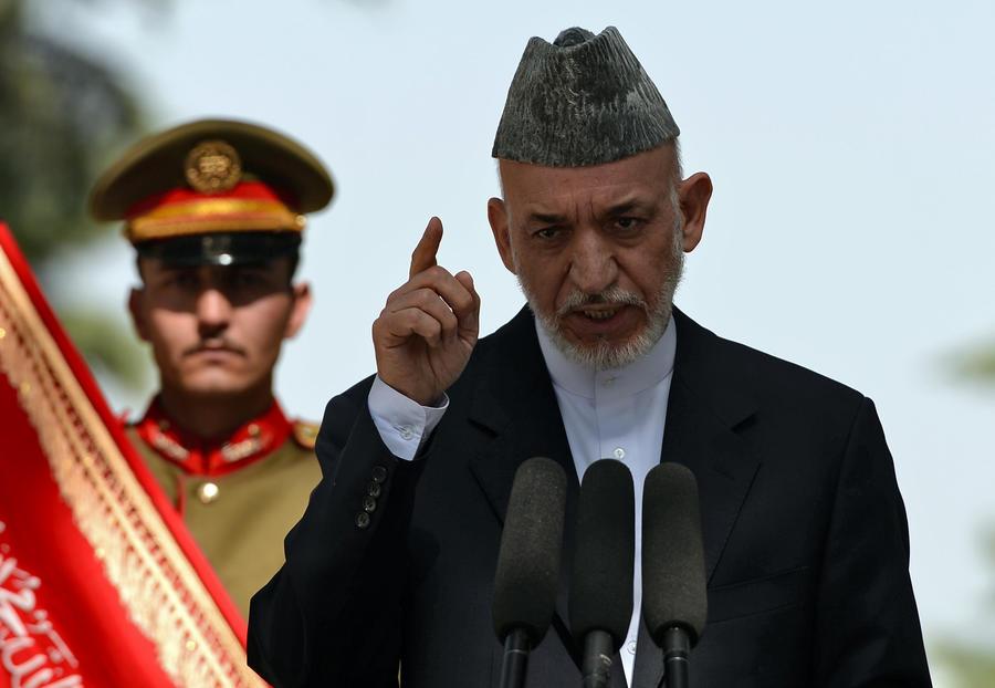 Хамид Карзай: Операция НАТО в Афганистане была безрезультатна