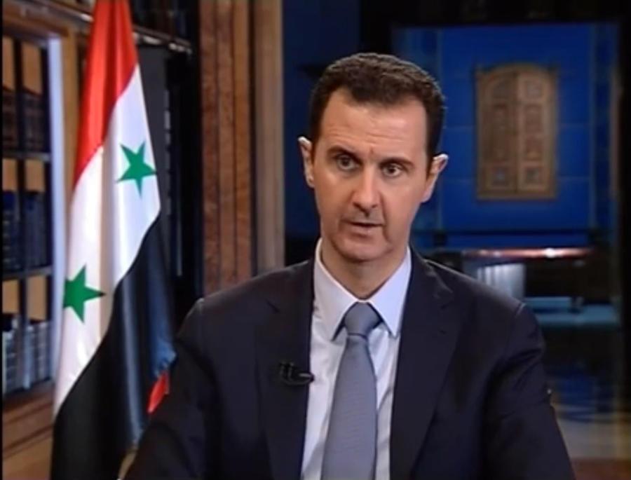 Башар Асад: Я не вижу никаких препятствий для участия в следующих выборах