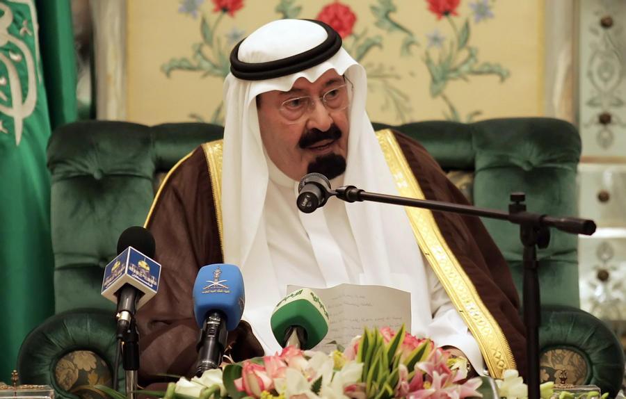 Умер 90-летний король Саудовской Аравии Абдалла